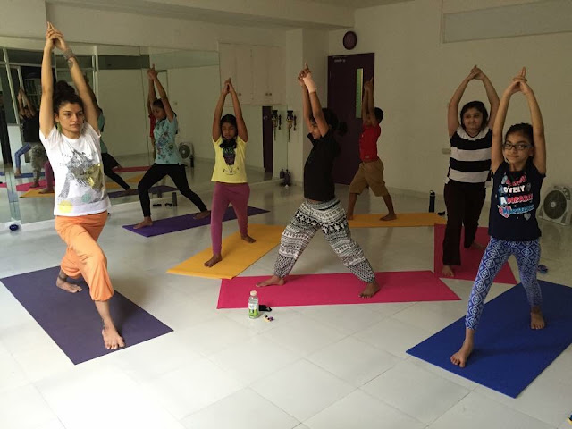 KIDS YOGA CAMP from Fery's Yoga: