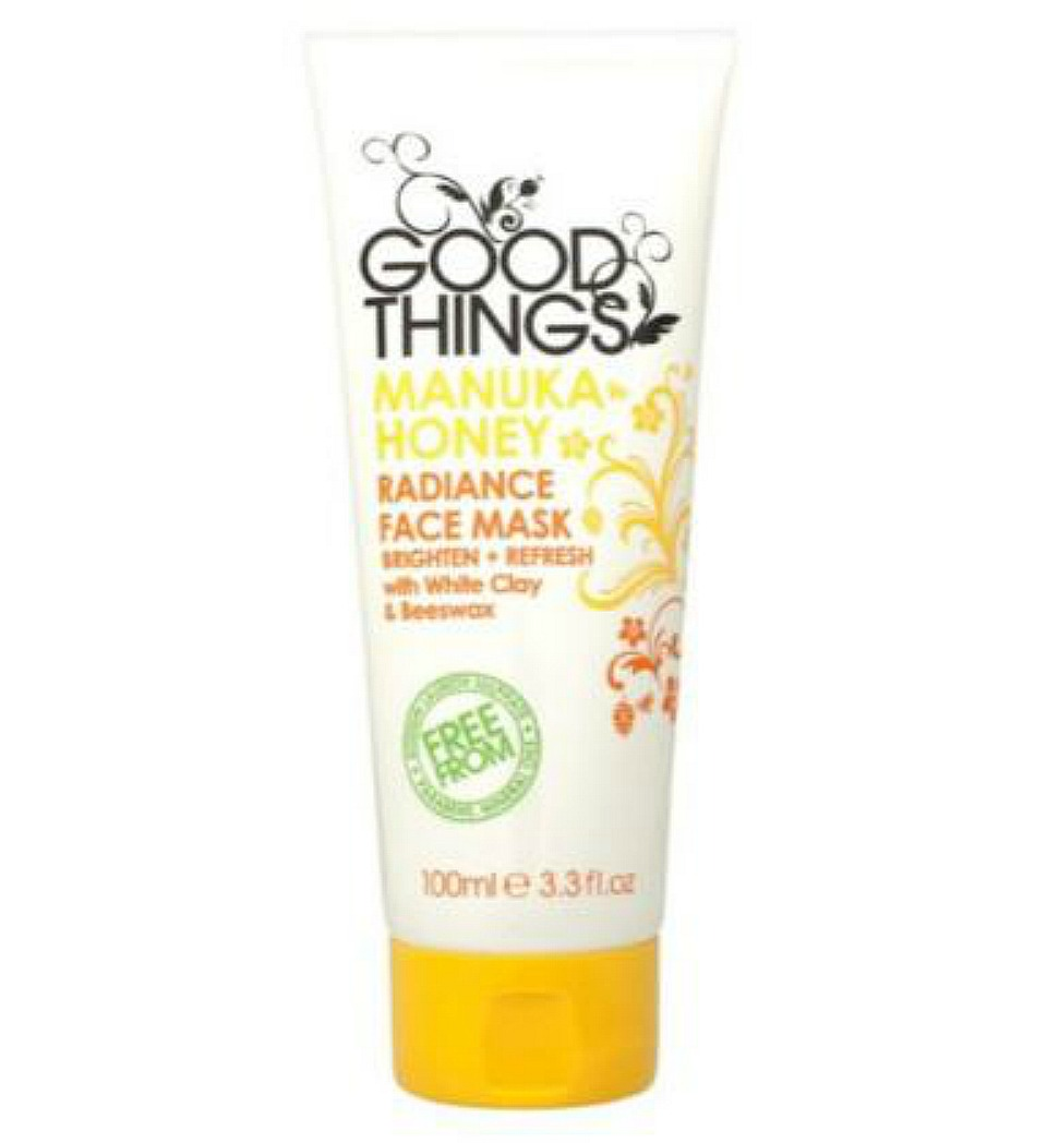 Good Things Manuka Mask