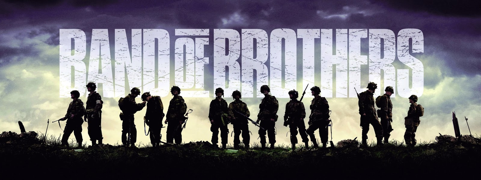 A Parting Glance Of War Hbos Band Of Brothers
