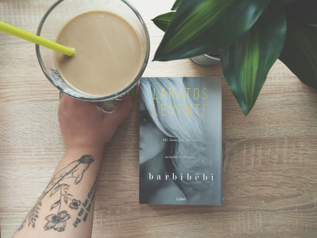 Lakatos Levente – Barbibébi (Barbibébi 1.) megjelent a Libri Könyvkiadó gondozásában, mely a Libri csoport tagja, saját kép, szerző: Tekla Könyvei