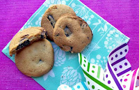Μπισκότα με κομμάτια σοκολάτας και μέλι - by https://syntages-faghtwn.blogspot.gr