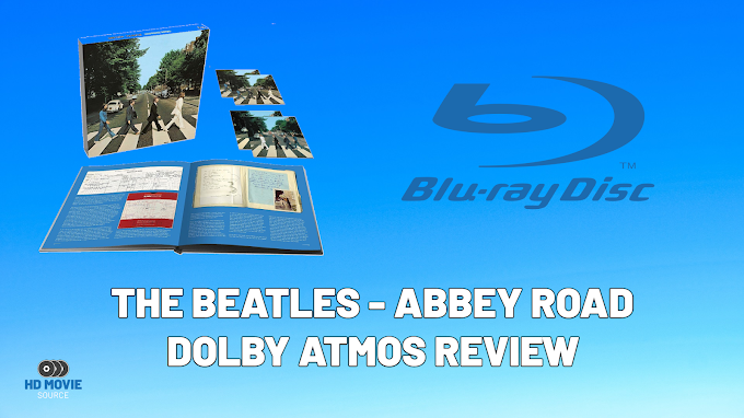 The Beatles: Abbey Road - Dolby Atmos Blu-ray Review: The Basics