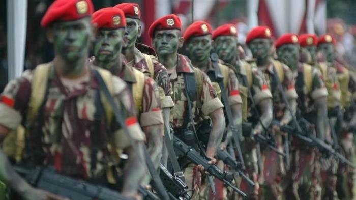 Militer Indonesia Berada Di Posisi 15 Dalam Daftar Ranking Militer Terkuat di Dunia