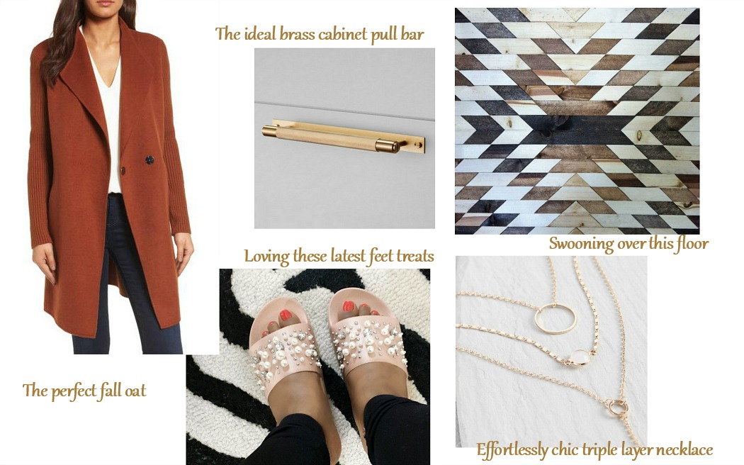 BeckaBellaStyle Fabulous Five Things Friday Favorites