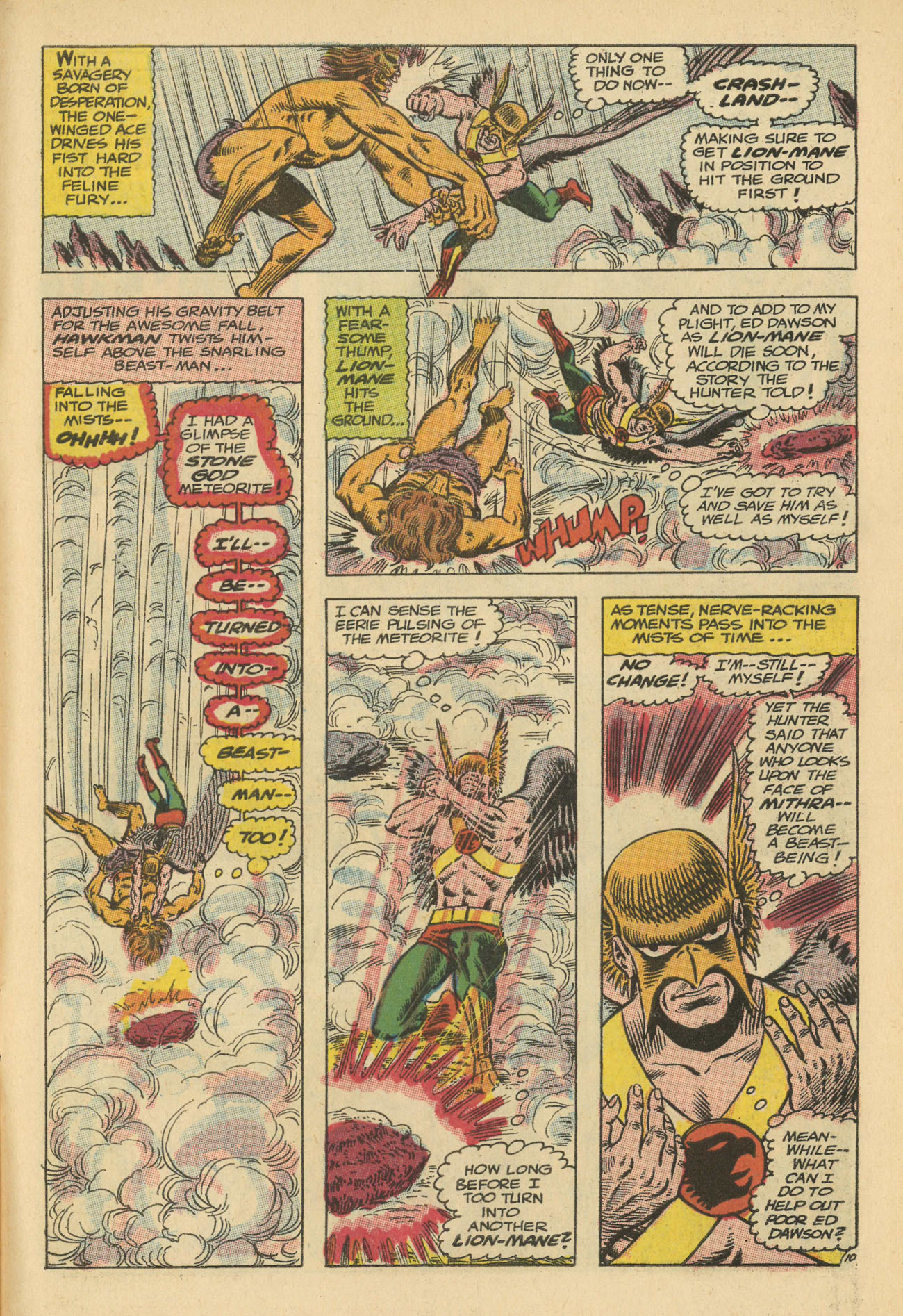 Hawkman (1964) issue 20 - Page 27
