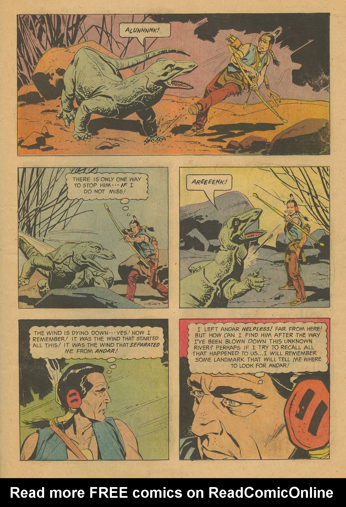 Read online Turok, Son of Stone comic -  Issue #37 - 23