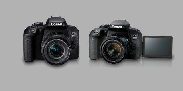 Canon EOS 800D, kamera DSLR entry terbaik dari Canon