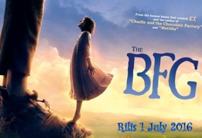 Download Film Sinopsis Film The BFG 2016 BluRay Ganool Movie