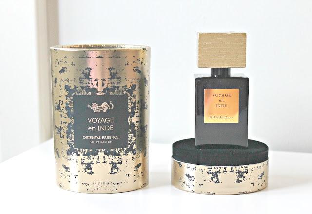 rituals voyage en inde parfum review