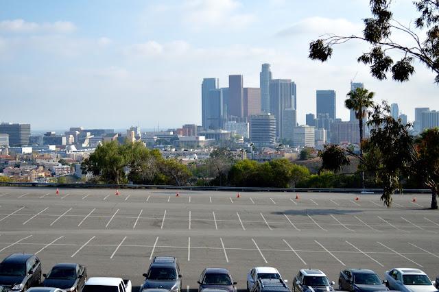 LA Dodgers Parking