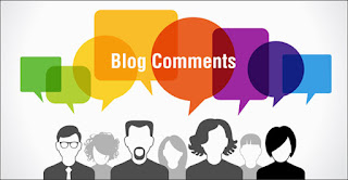 blog comment process