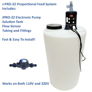 proportional feed chlorinator