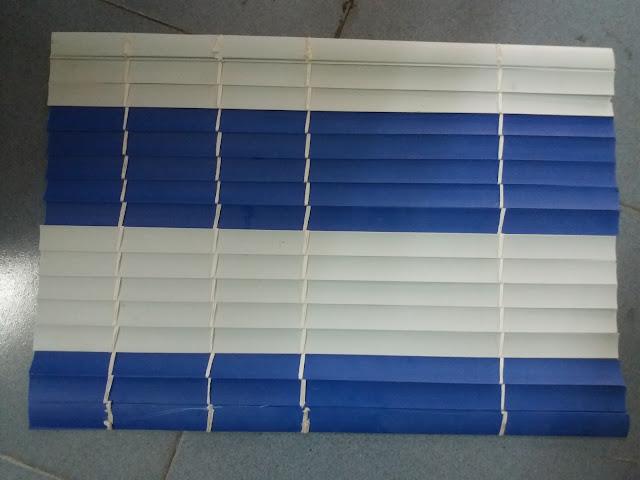 mẫu mành nhựa che nắng ban công