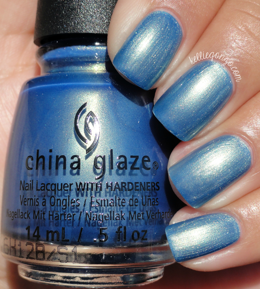 China Glaze Joy To The Waves