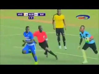 Download Video: Footballer Allegedly Scores Goal With Black Magic