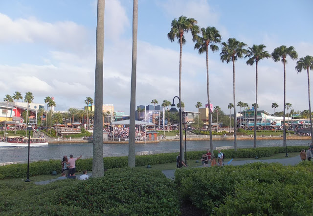 CitiWalk Universal Studios Florida