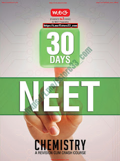 CHEMISTRY 30 DAYS PREPARATION A REVISION CUM CRASH COURSE IN FOR JEE-NEET