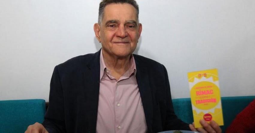 MARIANO VALDERRAMA: Falleció principal gestor de feria gastronómica MISTURA