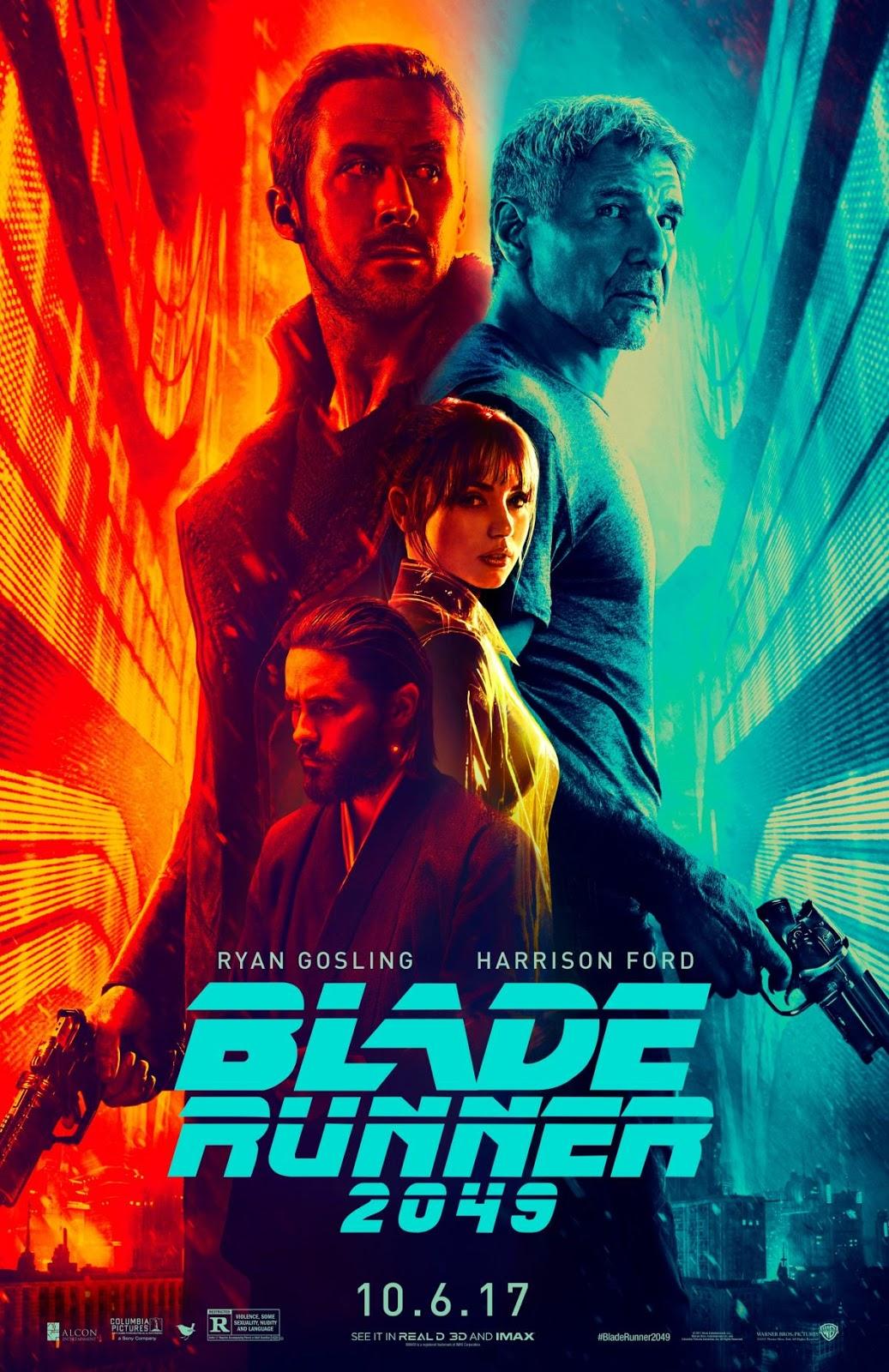 Capa Blade Runner 2049 Torrent Dublado 720p 1080p 5.1 Baixar