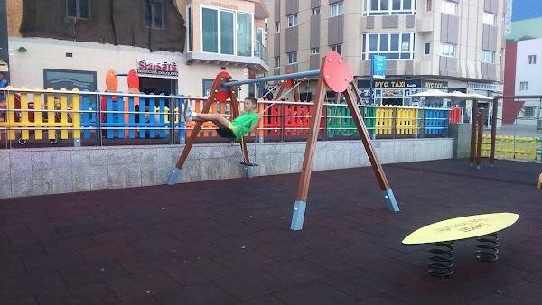 proponen poner baños públicos en parques infantiles, Las Palmas de Gran Canaria