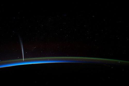 descubrimientos cometas