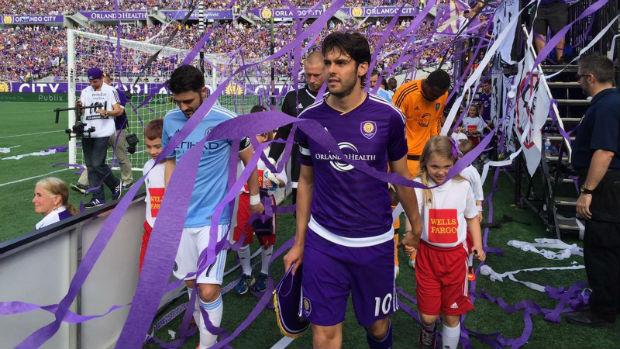 David Villa et Kaka, les anciennes stars du football européen, font le bonheur de la MLS