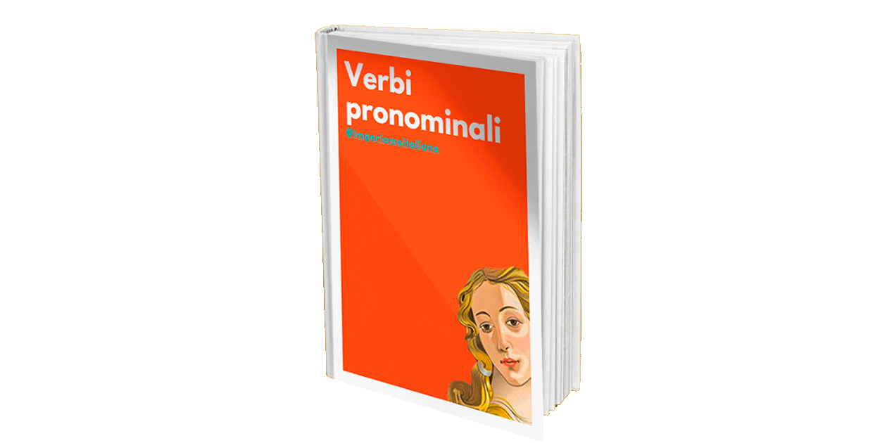 I verbi pronominali, ebook di Impariamo l'italiano