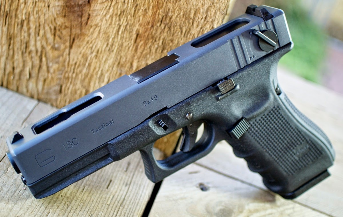 Images of Glock 18 Fully Automatic - #rock-cafe