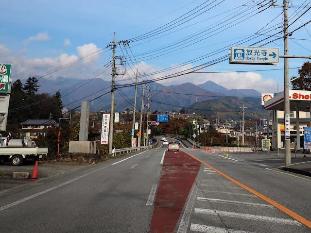 雁坂みち 国道140号