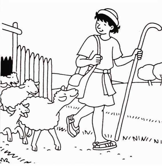 El Renuevo De Jehova: La Parabola de la oveja perdida ...