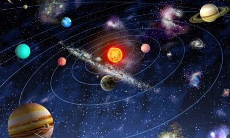 Susunan Tata Surya dan Penjelasannya Beserta Gambarnya