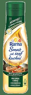 Rama smaż jak szef kuchni z oliwą