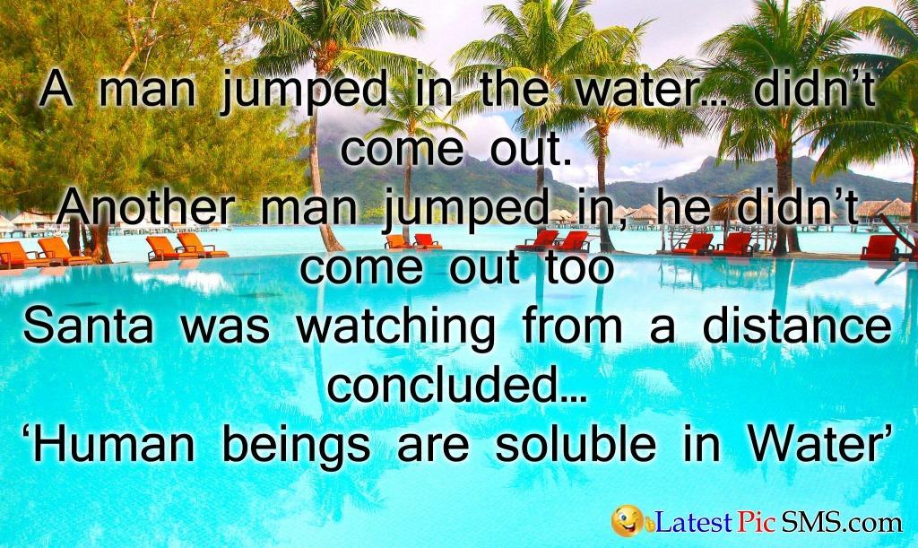santa banta jokes funny images