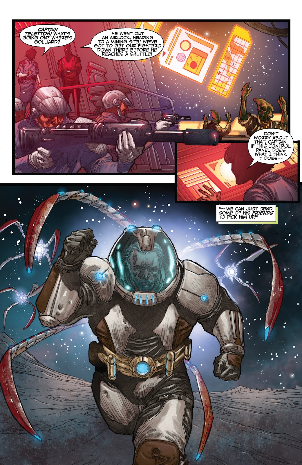 Read online Star Wars Legends: The Old Republic - Epic Collection comic -  Issue # TPB 3 (Part 3) - 62