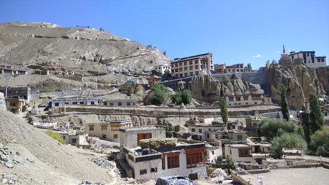 Leh Ladakh Bike Trip, Lamayuru