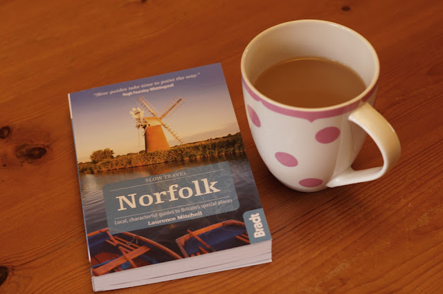 Bradt Slow Travel Norfolk guide review