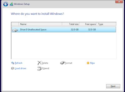 Cara Install Ulang Windows 10 Pada Komputer/Laptop