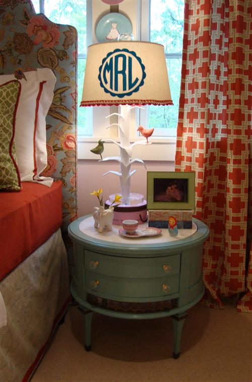 Eye For Design Monograms Decorate Your Interiors