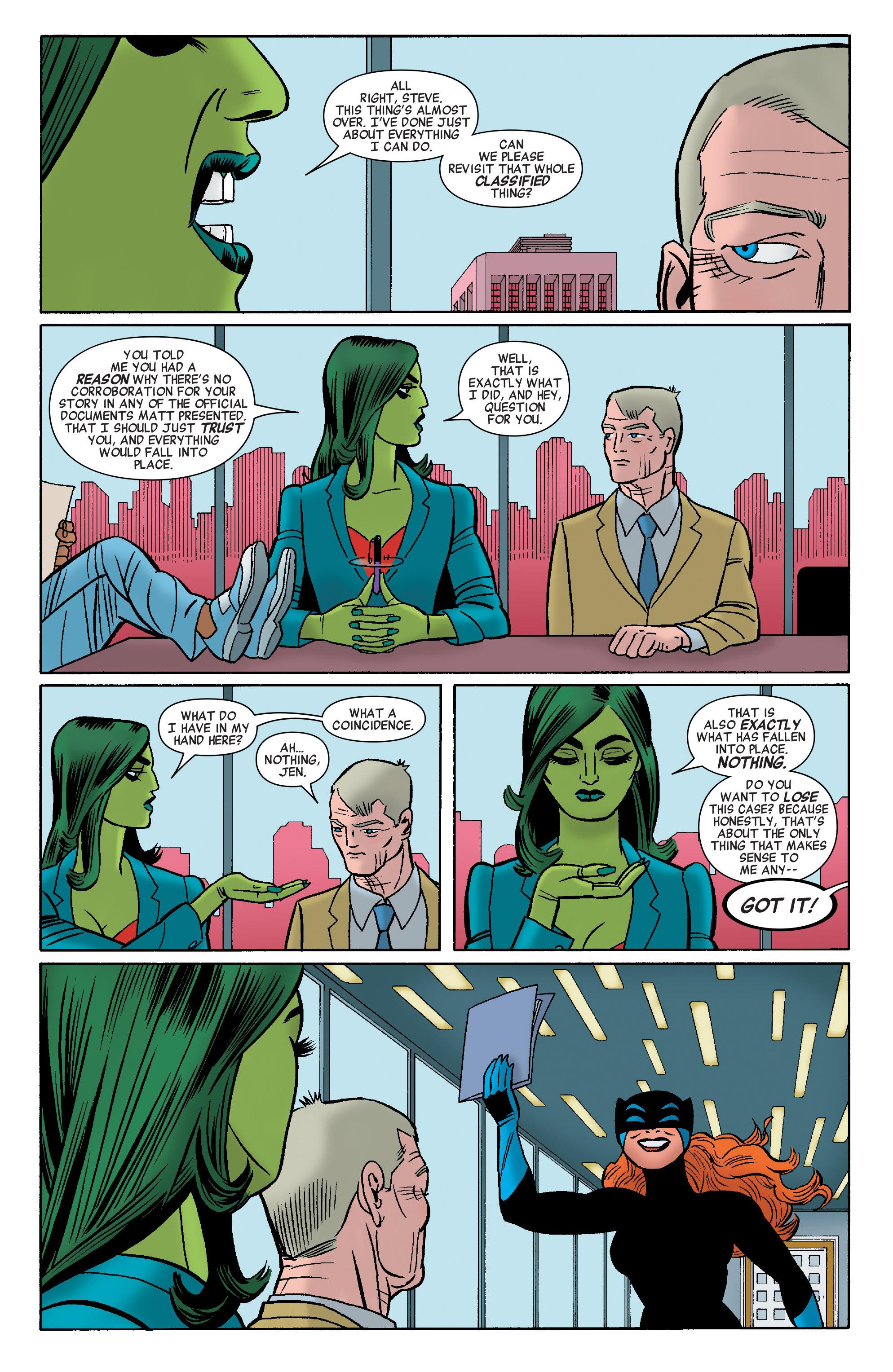 Read online She-Hulk (2014) comic -  Issue #10 - 10