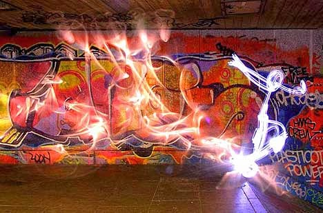 Light Graffiti Photography