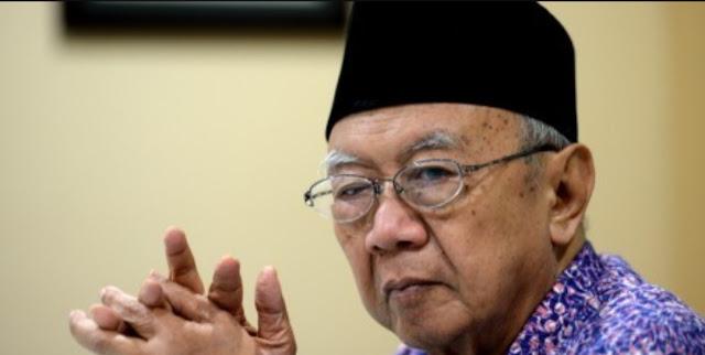 Gus Sholah Bantah Telah Beri Dukungan ke Prabowo Subianto-Sandiaga Uno