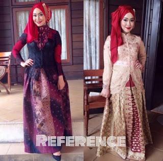 Model kebaya muslim modis dan modern