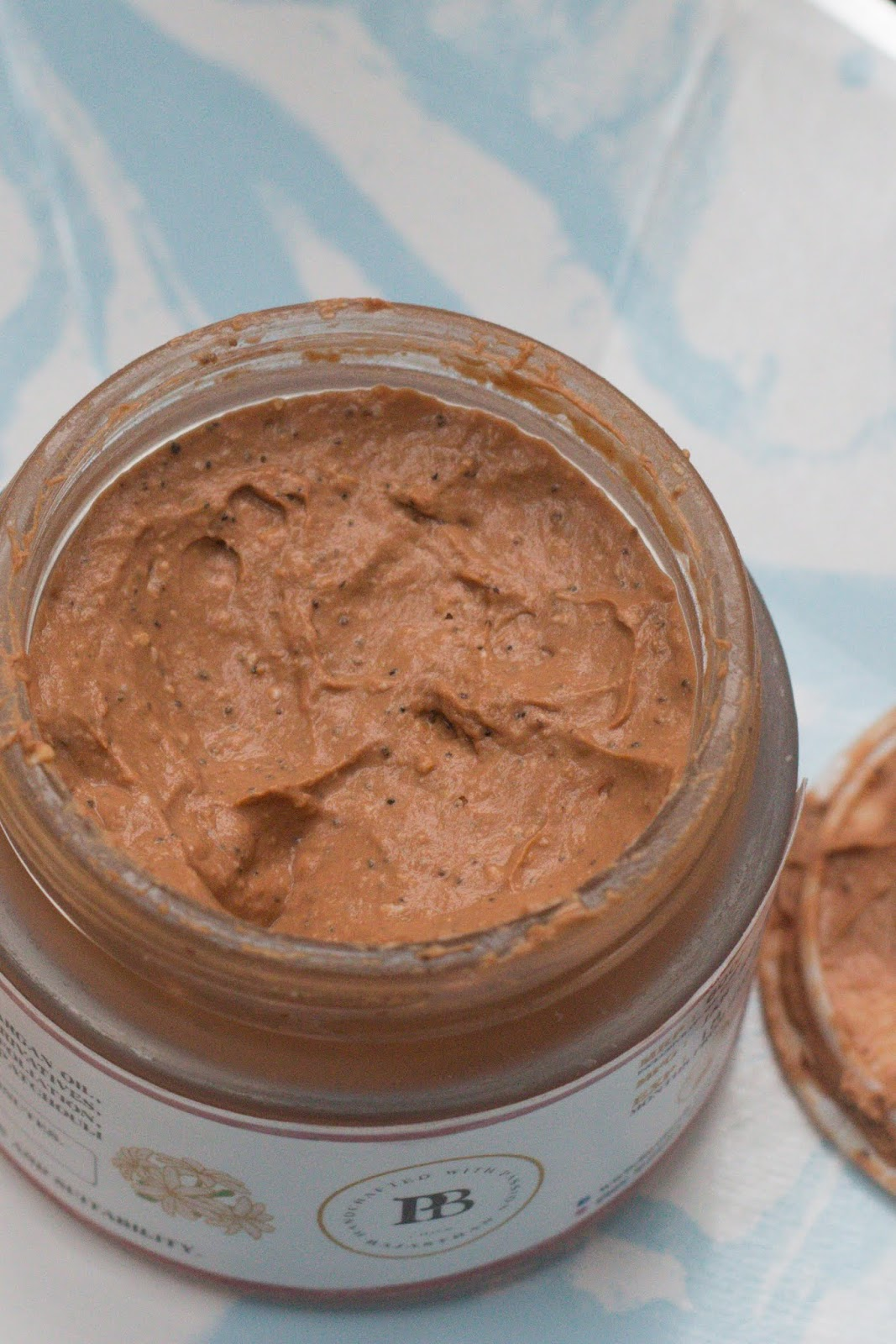 Moroccon Clay Mask Texture