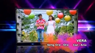 Lirik Lagu Seng Ora Ora - Vera