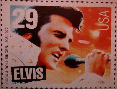 Resultado de imagem para elvis selos