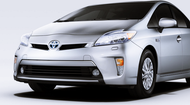 2017 Toyota Prius Plug In Hybrid Review