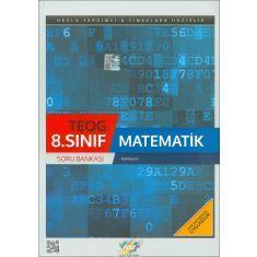 FDD 8.Sınıf TEOG Matematik Soru Bankası (2017)