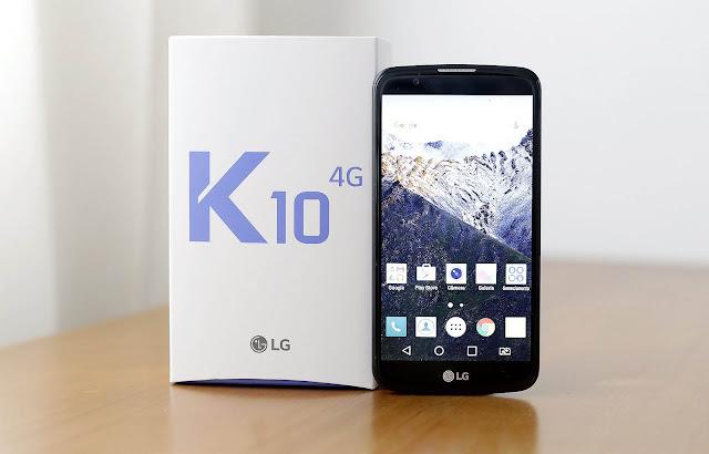 Harga LG K10 di Indonesia