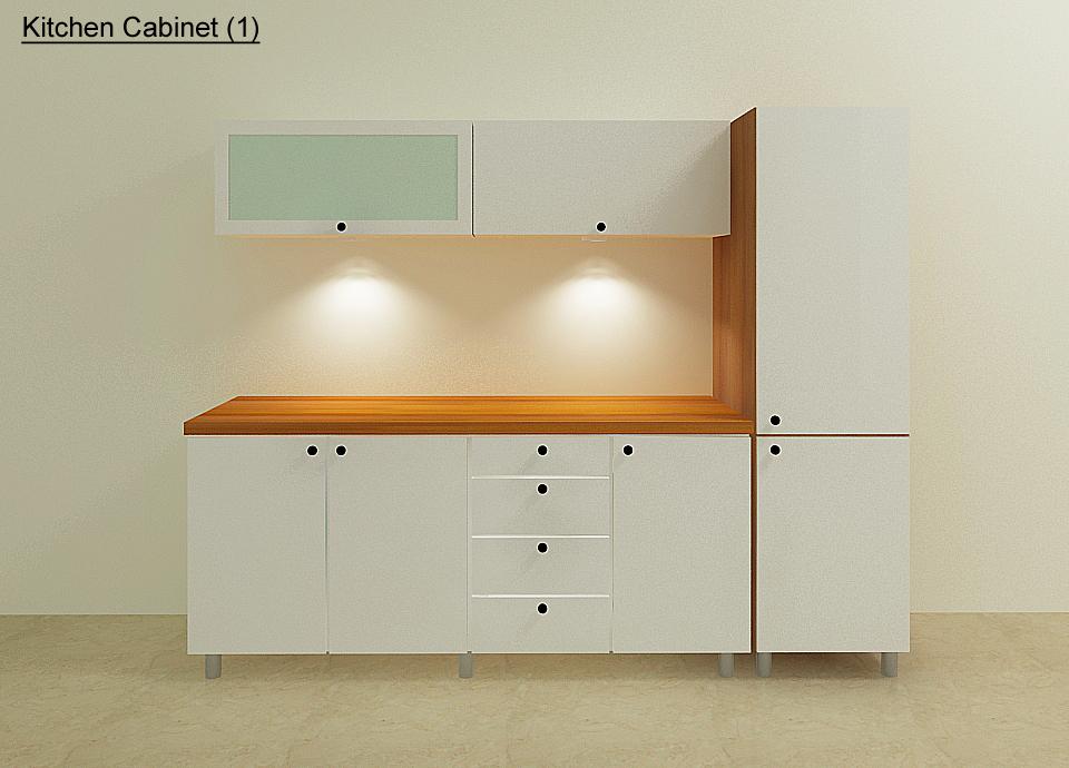 White Kitchen Basic Units