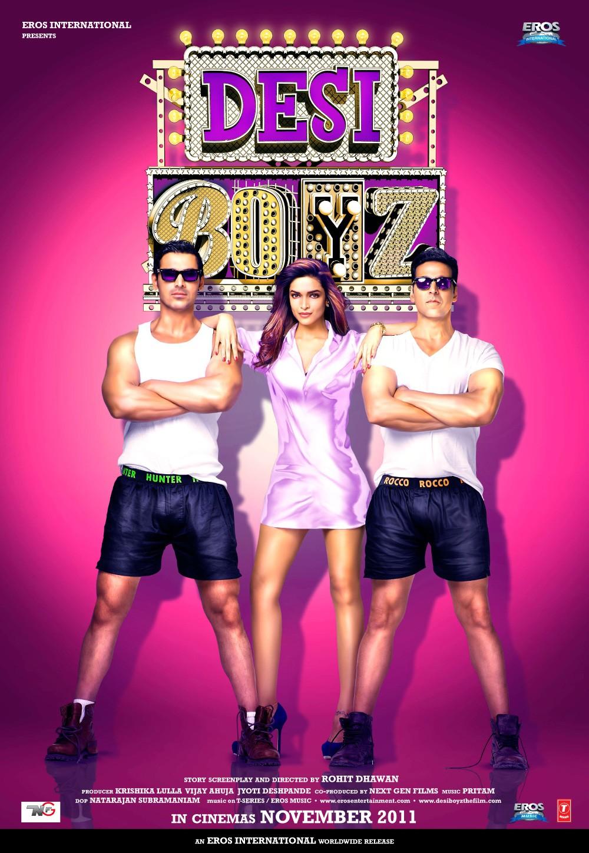 Desi Boyz Full Movie